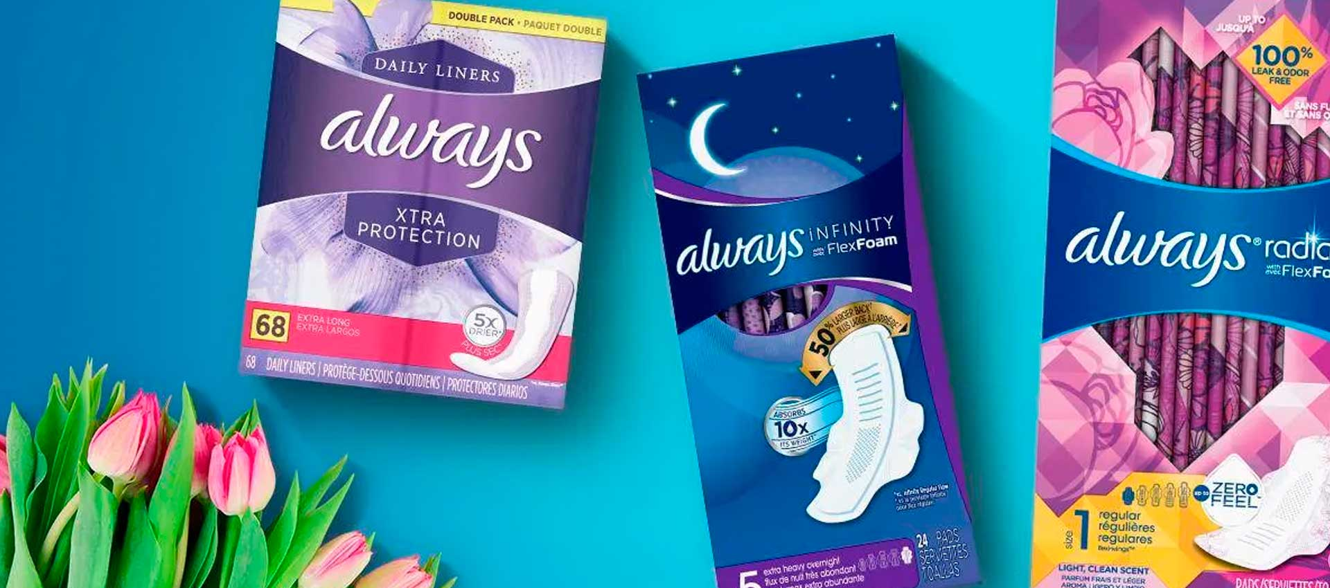 Always Sanitary Pads In Pakistan- Your Life Saviour With A Wide Variety. Check Out All The Latest Products!