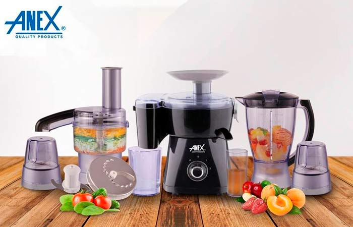 Anex Food Processor Image