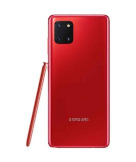 Samsung Glaxy Note 10 Lite 8GB Ram 128GB Rom Red