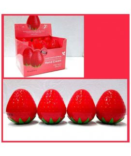 Hand Cream 40 G Strawberry Flavor