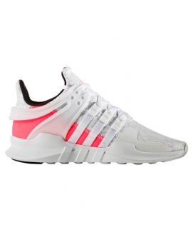 Adidas Eqt Pink & White Men's Shoes