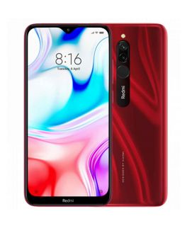 Xiaomi Redmi Note 8 4Gb Ram 64GB Rom Red