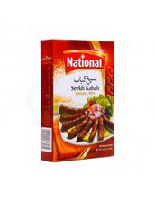 National Recipes Seekh Kabab 50g