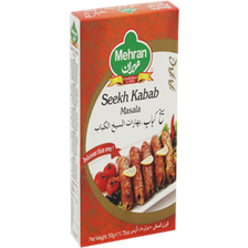 Mehran Recipe Seekh Kabab 50g