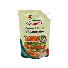 Young's Mayonnaise 500ml Creamy & Salad