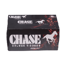 Chase Deluxe Tissue Box 200x2ply