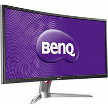 BenQ XR3501 35-inch Curved Ultra Wide 144Hz Gaming Monitor (MARS3500-B)