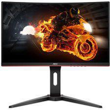 "AOC C24G1 24"" Curved Gaming Monitor, 144Hz, FreeSync"
