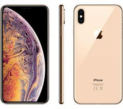 "Apple Iphone XS MAX Mobile Phone - 6.5"" OLED Multi Touch Display 64GB With Official Warranty Single SIM"