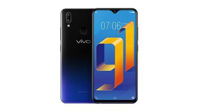 Vivo Y91 - 6.22 inches - 3GB RAM + 64GB ROM - 13+2MP Camera
