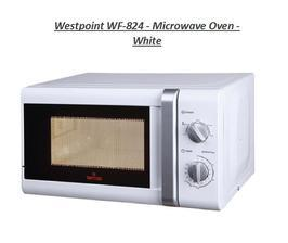 Westpoint WF-824 - Microwave Oven - White
