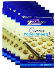Zeal Pack Butter Paper