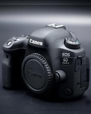 Camera - EOS 6D Mark II DSLR Camera (Body Only)