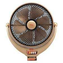 Royal Fans Louver 14 Inch Bracket Fan (Maroon, Black Silver, Gold)