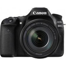 Canon 80D DSLR Camera with 18-135mm IS