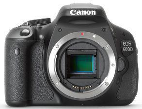 Canon EOS 600D DSLR Camera (Body Only)