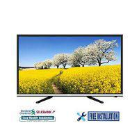 Haier Official LE55B8500 Full HD LED TV 55 Inch Black