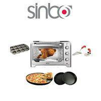 Sinbo Imported Electric Oven SMO3641C 60 LTR
