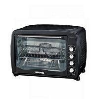 Geepas GO 4402 Electric Oven With Grill 75Liters Black