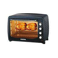 Geepas GO 4401 Electric Oven with Rotisserie Black