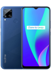 Realme C15 (4G 4GB 64GB Marine Blue) With Official Warranty