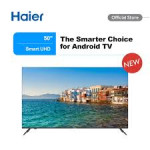 "Haier LE50K6600UG 50"" Smart HDR LED TV"