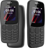 Nokia 106 (2018) Dual Sim With 1 Year Official Warranty