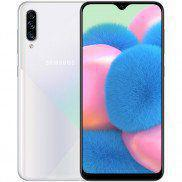 Samsung Galaxy A30s (4G, 4GB RAM, 128GB ROM,Crush White) With Official Warranty