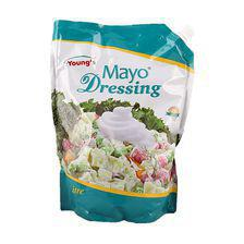 Youngs Dressing Mayonnaise Pouch - 2L