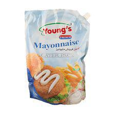 Youngs Regular Mayonnaise Cater Pack - 2L