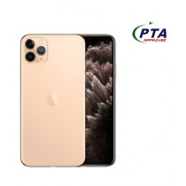 Apple iPhone 11 Pro Max 64GB Dual Sim Gold - Official Warranty