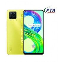 Realme 8 Pro 128GB 8GB RAM Dual Sim Illuminating Yellow
