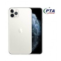 Apple iPhone 11 Pro Max 512GB Dual Sim Silver - Official Warranty