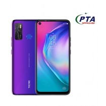 Tecno Camon 15 64GB 4GB RAM Dual Sim Fascinating Purple