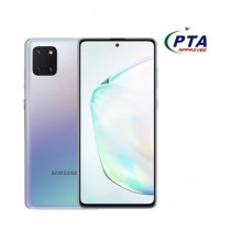 Samsung Galaxy Note 10 Lite 128GB 8GB Dual Sim Aura Glow - Without Warranty