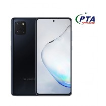 Samsung Galaxy Note 10 Lite 128GB 8GB Dual Sim Aura Black - Without Warranty