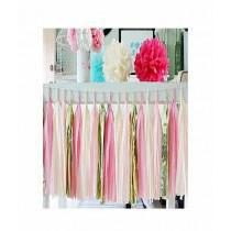 B-Wholesale Tissue Paper Tassels For Decoration Pack Of 20