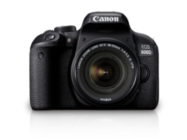 Canon Eos 800D 18-55mm DSLR Camera DSLRcameras