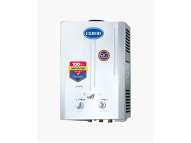 Canon 6 Liters Instant Gas Water Heater P-601 geyser
