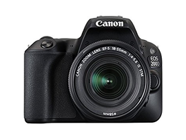 Canon Eos 200D 18-55mm DSLR Camera DSLRcameras