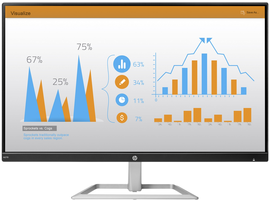 HP N270 27 inches LED Monitor lcdledmonitor