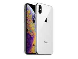Apple iphone XS Max Single sim 4GB RAM 64GB Storage Silver mobile
