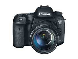 Canon Eos 7D MARK II EF-S 18-135 IS USM DSLRcameras