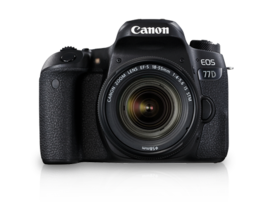 Canon Eos 77D 18-135mm DSLR Camera DSLRcameras