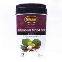 Shan Hyderabadi Mix Pickle Jar - 1kg