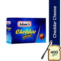 Adam's Cheddar Cheese - 400gm