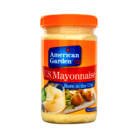 American Garden Real Mayonnaise - 237ml