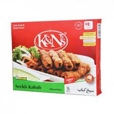 K &Ns Seekh Kabab Family Pack 1080 GM