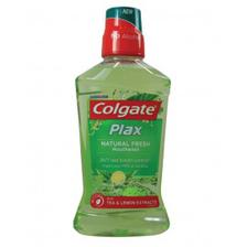 Colgate Plax Natural Fresh Mouthwash Oral Care Tea & Lemon Extracts