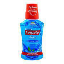Colgate Plax Peppermint Fresh Mouthwash 250ml